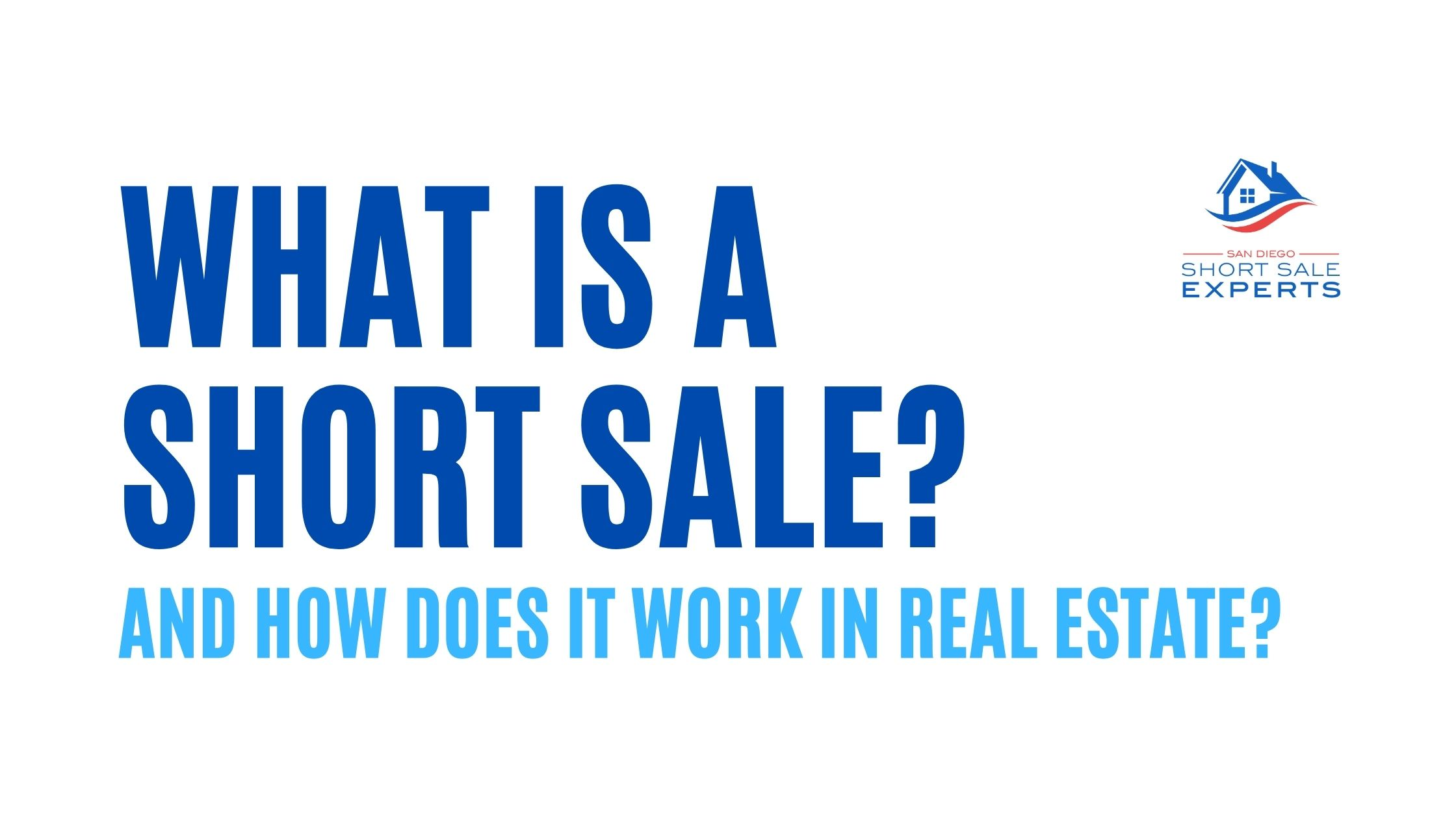 what is a short sale in real estate