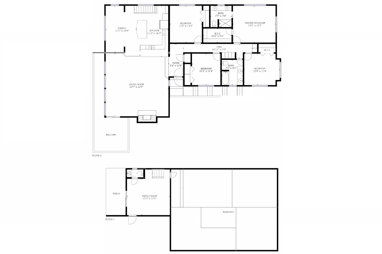 1909 Verde Via Floor Plan